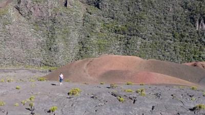 Le cratère Formica Léo