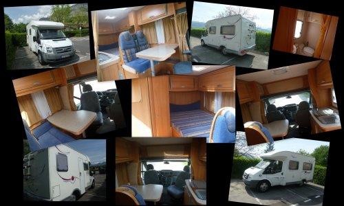 Notre camping-car