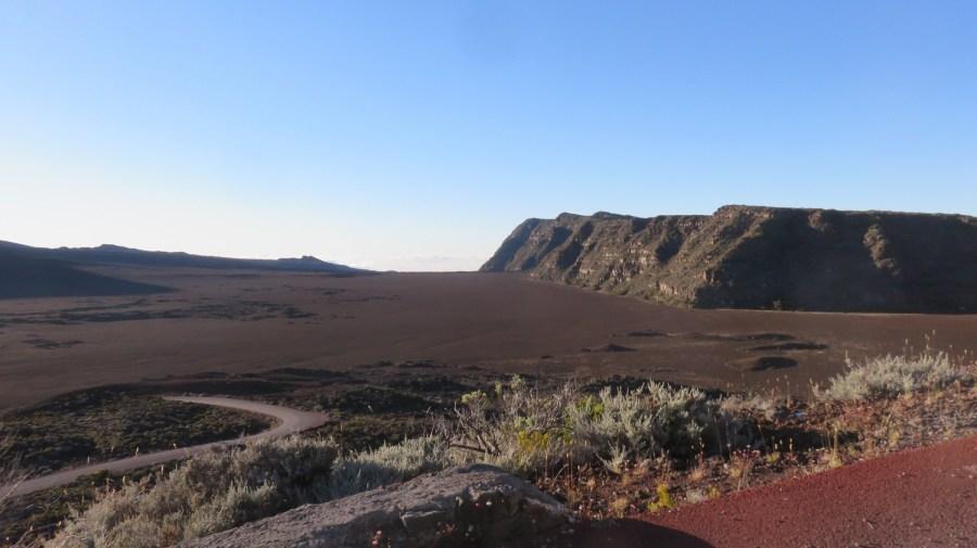 La plaine des sables - Piton de la Fournaise