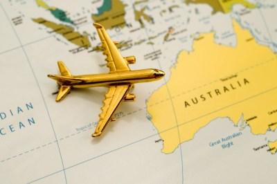 Les vols - Australie