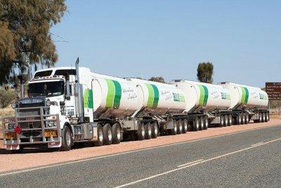 Road train - Australie