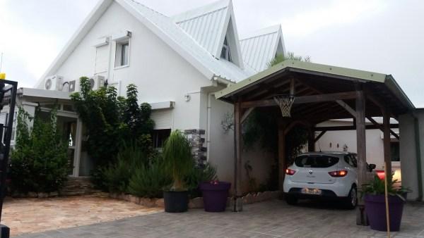 Notre gite de St Joseph - Réunion