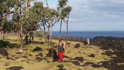 Le cap Méchant - Réunion