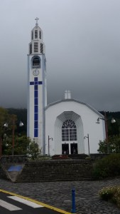 L'église Notre Dame des Neiges - Cilaos