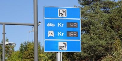Autopass - Norvège