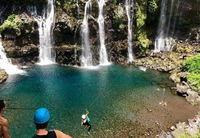 Cascade de Grand Galet - Réunion