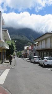 Les rues de Cilaos