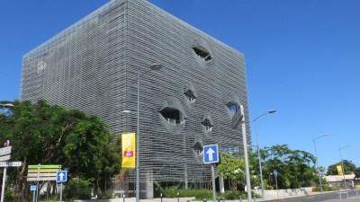 En ville à St Paul - Réunion