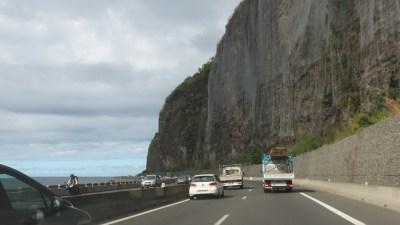 La route du Littoral - Réunion