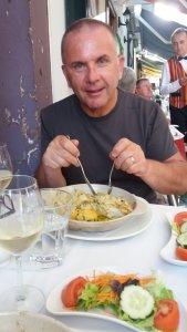 Diner au restaurant à Funchal - Madère