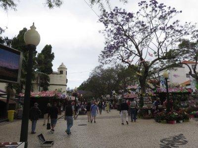 La fête des fleurs de Funchal - Madère