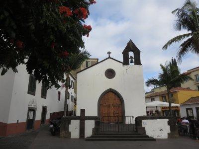 La Chapelle do Corpo Santo à Funchal - Madère