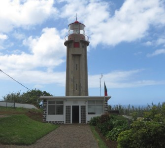 Le phare de Sao Jorge - Madère