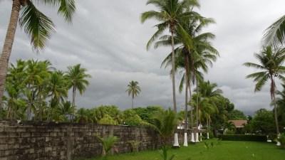 Ciel menaçant à El Roble - Costa Rica