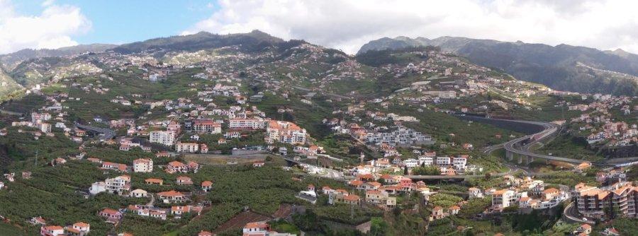 Miradore Da Torre - Madère