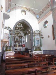 L'église de Ponta Do Sol - Madère