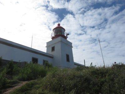 Phare de Ponta Do Pargo - Madère