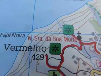 (Sur la carte) Capela Da Boa Morte - Madère