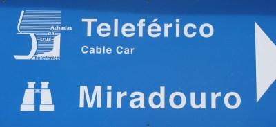 Teleferico Achadas Da Cruz - Madère