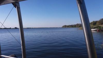 La rivière Chobe à Kasane - Botswana
