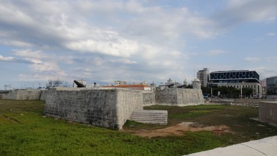 Castillo San Salvador - La Havane (Cuba)