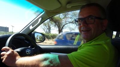 Départ pour le Parc National de Chobe - Botvswana