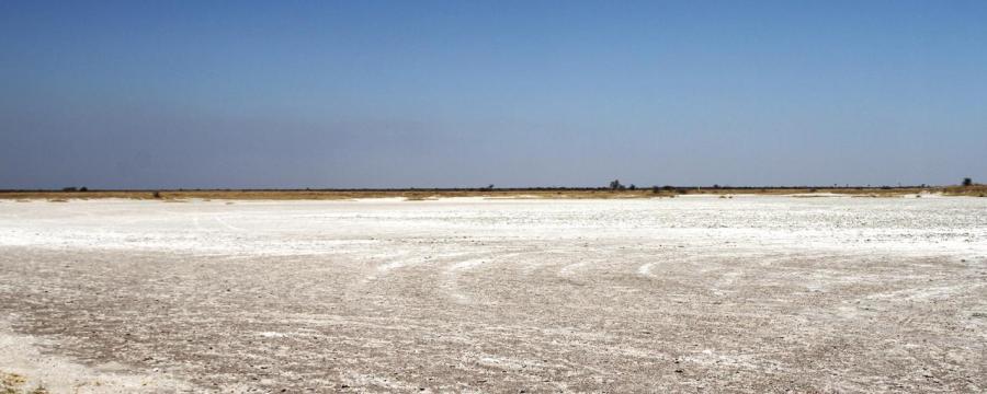 Les Pans - Makgadikgadi NP (Botswana)