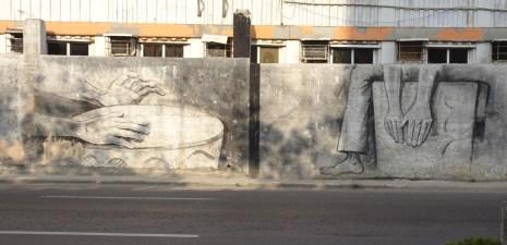 Peintures murales - La Havane (Cuba)