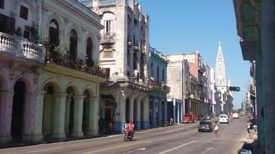 Les grandes avenues de La Havane - Cuba