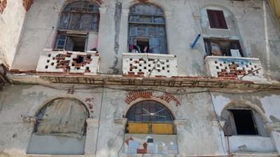 Vieilles maisons de La Havane - Cuba