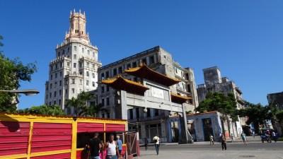 Le quartier chinois de La Havane - Cuba