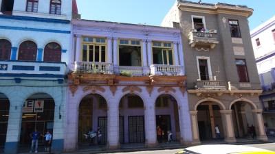 Les maisons colorées de La Havane - Cuba
