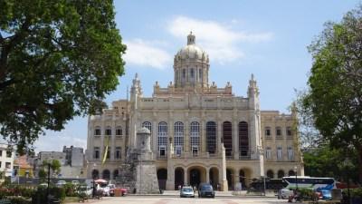 Musée de la Révolution (Ancien palais présidentiel) - La Havane (Cuba)