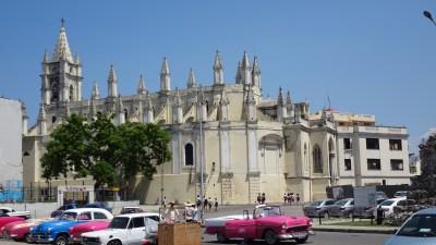 Iglesia del santo angel custodio - La Havane (Cuba)