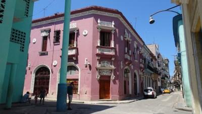 Les murs colorés des rues de la vieille ville - La Havane (Cuba)
