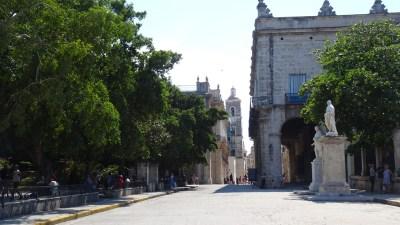 La place d'Armes - La Havane (Cuba)