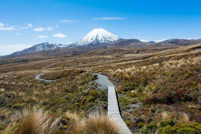 Le Parc National du Tongariro (NZ)