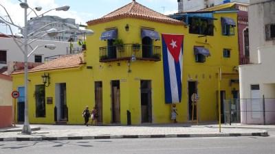 Belle maison cubaine - La Havane (Cuba)