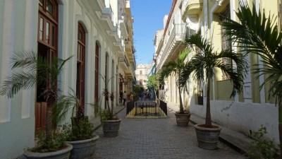 Une belle ruelle de La Havane - Cuba