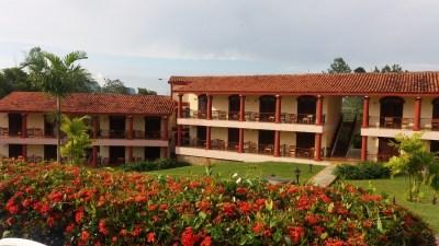 L'hôtel La Ermita - Vinales (Cuba)