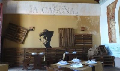 Au restaurant La Casona - Pinar del Rio (Cuba)