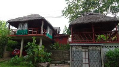 Habitations sur les hauteurs de Vinales - Cuba