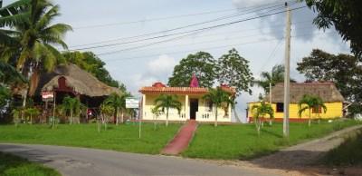 Des casas particulares sur les hauteurs de Vinales - Cuba