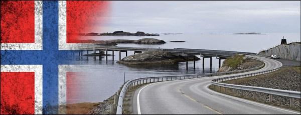 Les péages en Norvège