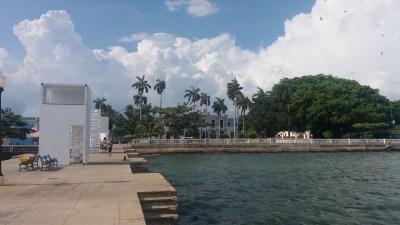 La crique Marsillan - Cienfuegos (Cuba)