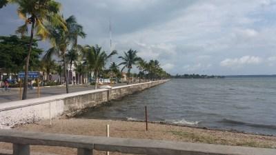 Balade sur le Malecon de Cienfuegos - Cuba