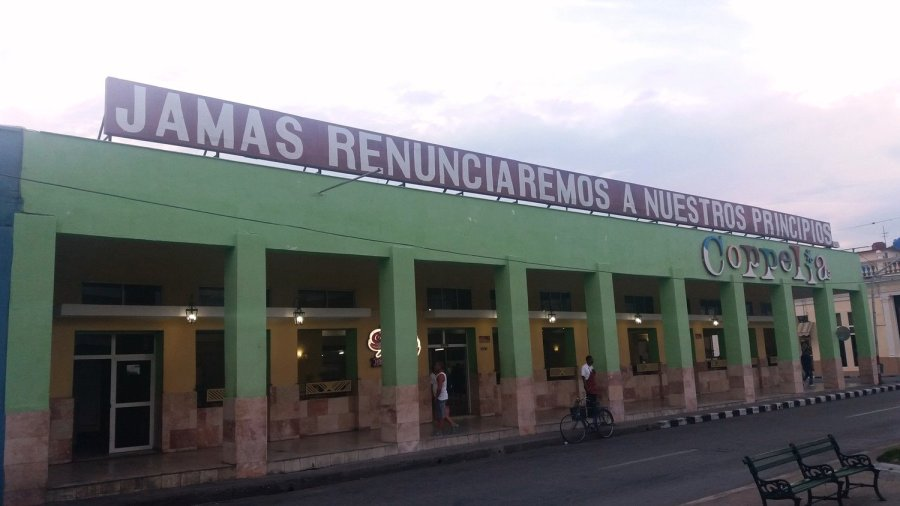 Dans les rues de Cienfuegos - Cuba