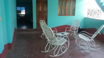 """A la casa """"Norma et Humberto"""" - Trinidad (Cuba)"""