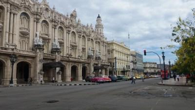 Centre ville de La Havane - Cuba