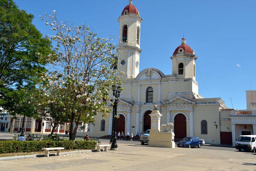 La Cathédrale Notre-Dame de l'Immaculée Conception - Cienfuegos (Cuba)